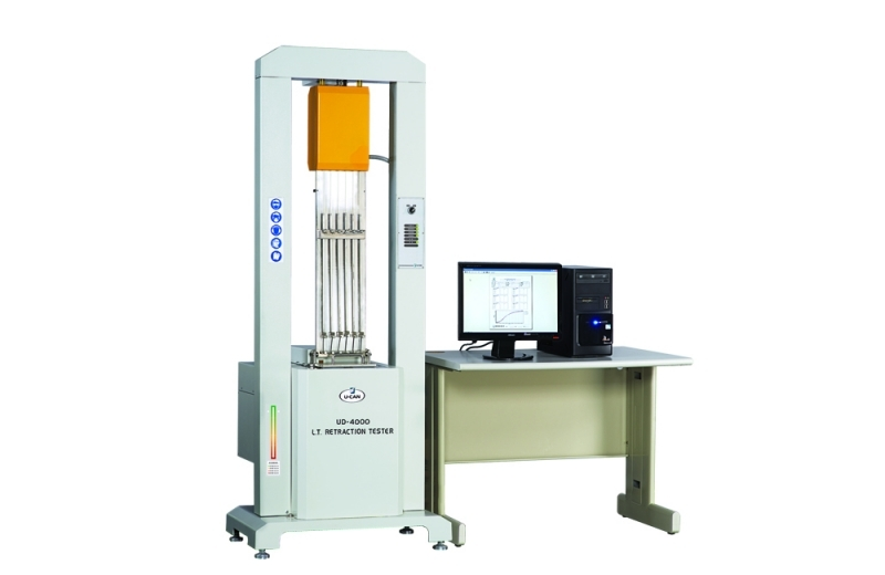 Low Temperature Retraction Tester (TR Tester)
